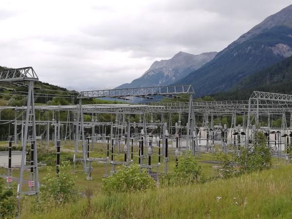 Strom-Engadin